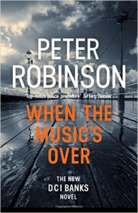 Peter Robinson - When the music's over